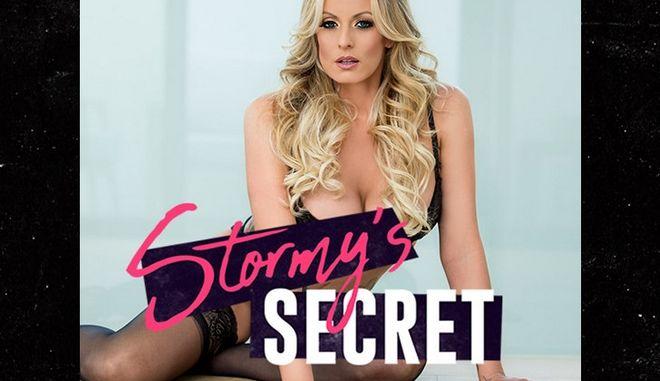 Η Stormy Daniels επέστρεψε στο πορνό