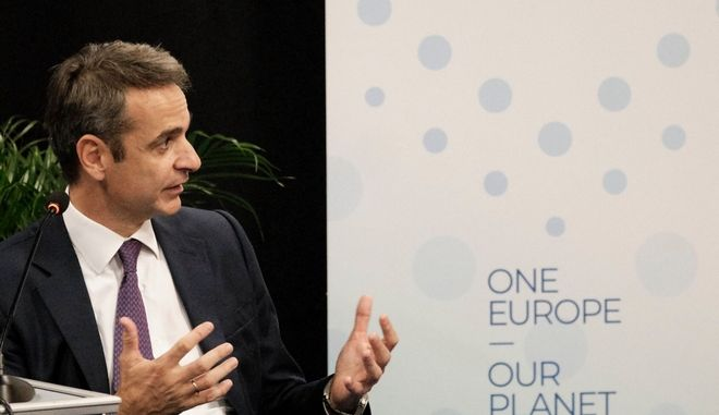 Μητσοτάκης: Η Ευρώπη να μην προσποιείται ότι το προσφυγικό αφορά μόνο τις χώρες στα σύνορα της