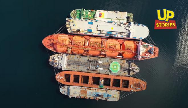 Κορονοϊός: Πλωτό μποτιλιάρισμα στην Ελευσίνα