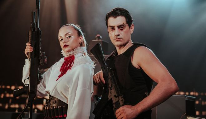 This Is Not Romeo and Juliet: Ο Αργύρης Πανταζάρας και η Σίσσυ Τουμάση έρχονται οπλισμένοι!