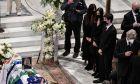 Η Ελλάδα αποχαιρετά τη Φώφη Γεννηματά - Ο λόγος του γιου της, Γιώργου