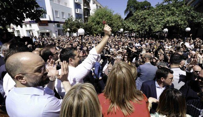 """Τσίπρας: """"Περιθώριο για νέα μέτρα ελάφρυνσης των πολλών στο τέλος του χρόνου"""""""