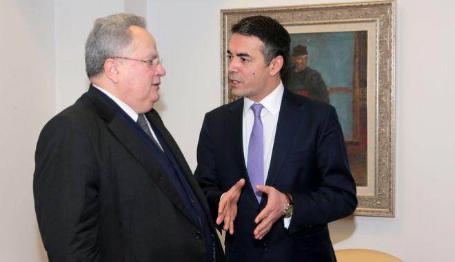 """Σε """"πλαίσιο συμβιβασμού"""" συμφώνησαν Κοτζιάς - Ντιμιτρόφ"""