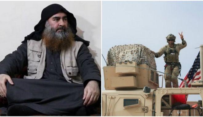 Συρία: Θρίλερ με την τύχη του επικεφαλής του ISIS - Με ελικόπτερα κατέβηκαν οι Αμερικανοί κομάντος