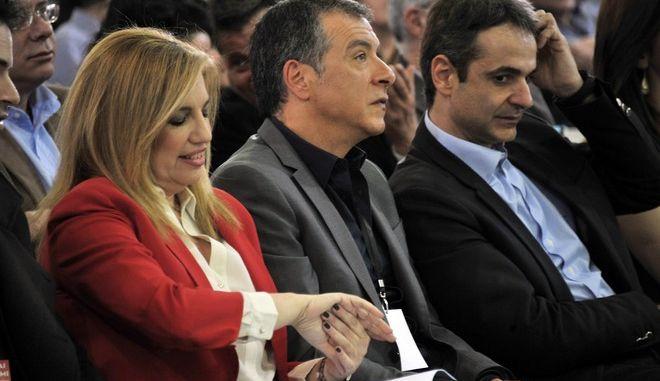 Προς λύση στο σταυρόλεξο των Πρεσπών: Ο Σταύρος, ο Γιώργος Παπανδρέου και η ΝΔ