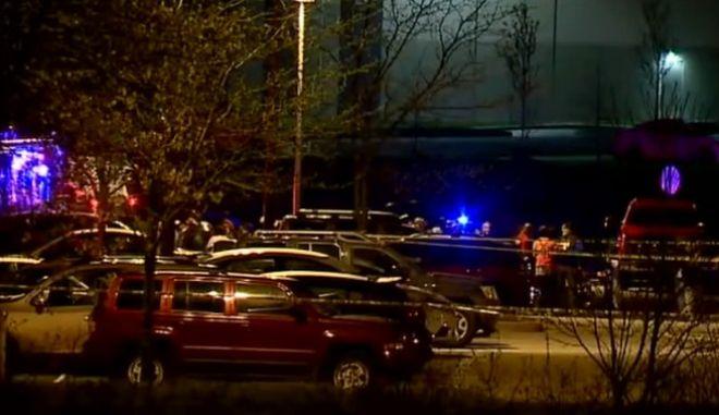 Ιντιανάπολις: Μακελειό σε γραφεία της FedEx με 8 νεκρούς - Αυτοκτόνησε ο δράστης