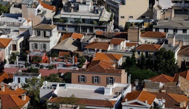 Ακίνητα στην Αθήνα.
