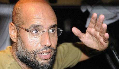 «Η αντίσταση συνεχίζεται» λέει ο ένας γιος του Καντάφι...