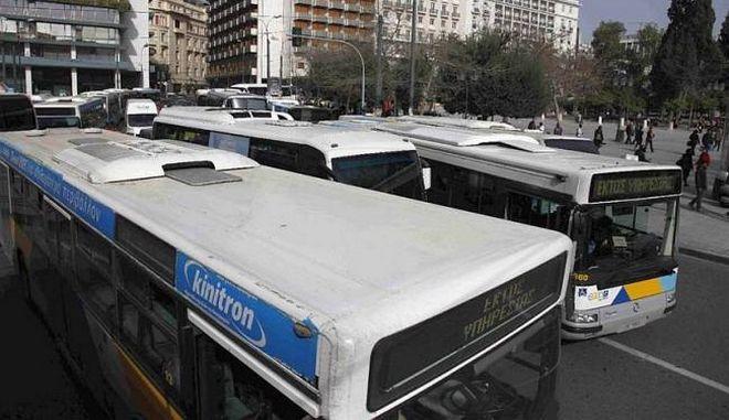 Οδηγός λεωφορείου ζήτησε σε 90χρονο να κατέβει επειδή είχε μαζί του καροτσάκι λαϊκής
