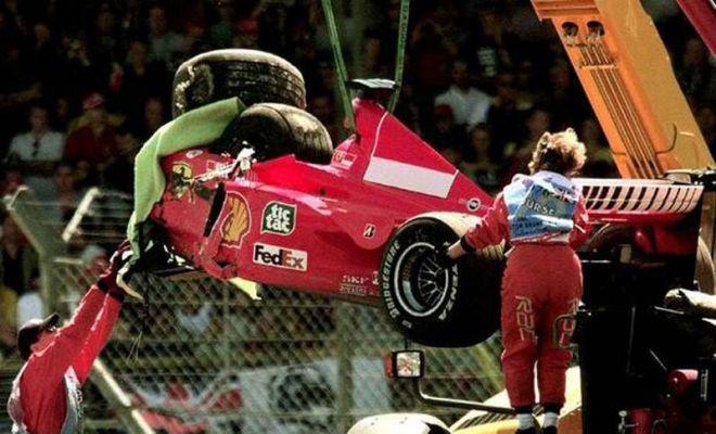 Μίκαελ Σουμάχερ: Η καριέρα του στην Formula 1 μέσα από 13 φωτογραφίες