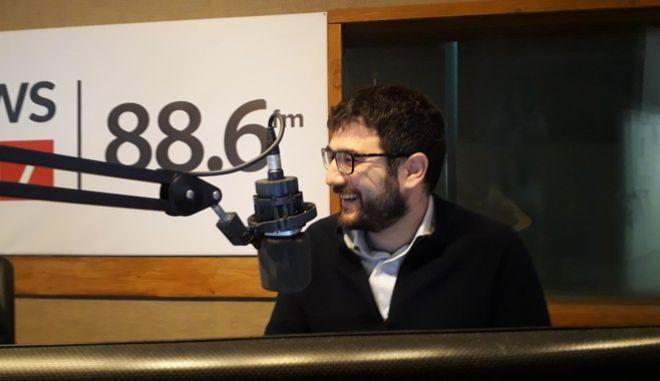 Ηλιόπουλος: Καλώ τους συνυποψηφίους μου σε διάλογο χωρίς όρους και προϋποθέσεις