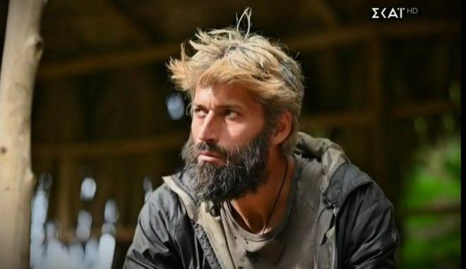 Ο Αλέξης Παππάς στο Survivor 4