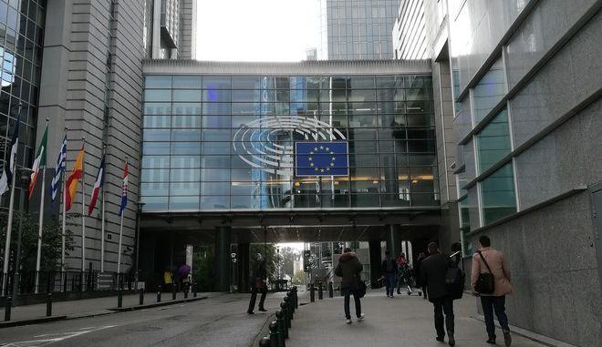 Το ευρωκοινοβούλιο στις Βρυξέλλες