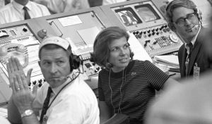 Η ΤζοΑν Μόργκαν ήταν η μόνη γυναίκα που συμμετείχε στην εκτόξευση του Apollo 11 το 1969