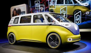 Η Volkswagen θα αναβιώσει το θρυλικό Μicrobus της