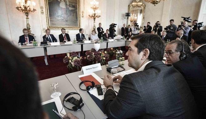 Τσίπρας στη Σύνοδο: Η διαχείριση των ροών δεν είναι υπόθεση των χωρών πρώτης υποδοχής