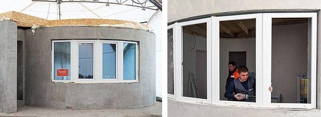 Το πρώτο σπίτι που κατασκευάστηκε σε 24 ώρες μέσω 3D εκτύπωσης