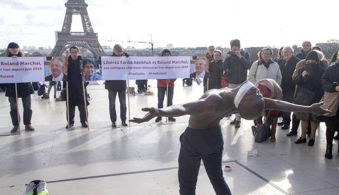 Από δράση για την απελευθέρωση της Φαριμπά Αντελχάχ