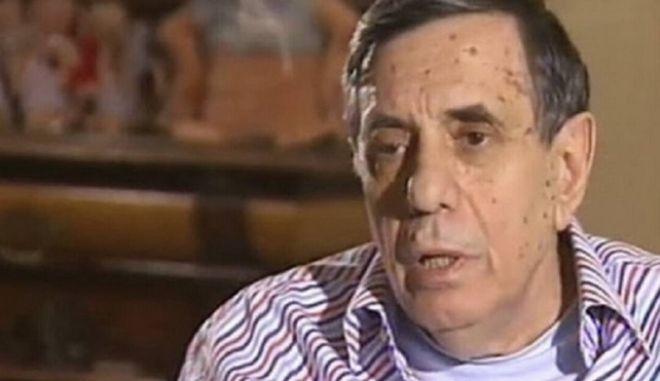O ιδρυτής της Express Service Γιάννης Ραπτόπουλος