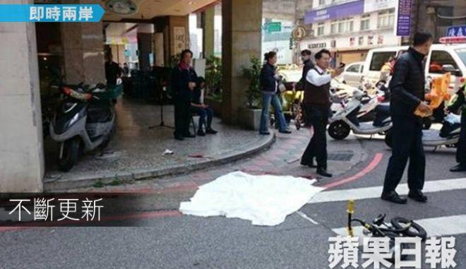 Ταϊβάν: Αποκεφάλισε νήπιο στη μέση του δρόμου, μπροστά στη μητέρα του