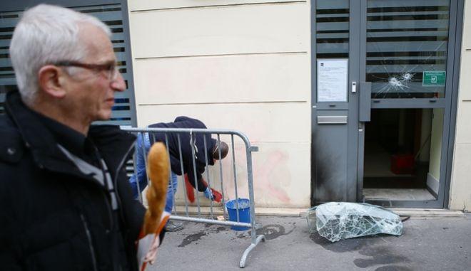 Γαλλικές εκλογές: Απόπειρα εμπρησμού στα γραφεία της προεκλογικής εκστρατείας της Λεπέν