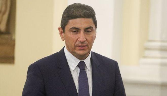 Ο Λευτέρης Αυγενάκης