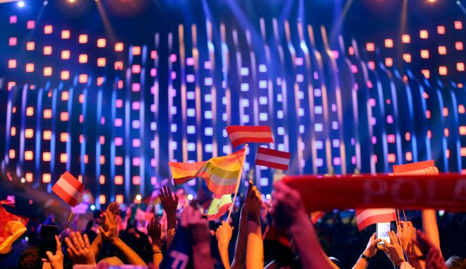 Eurovision: Με κοινό η φετινή διοργάνωση στην Ολλανδία