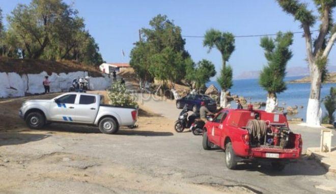 """Θάνατος 11χρονης στην Κρήτη: """"Υπάρχει το ενδεχόμενο εγκληματικής ενέργειας"""" λέει ο Απ. Λύτρας"""