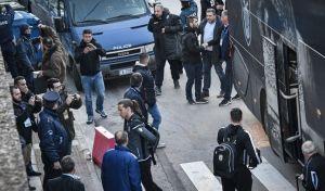 ΠΑΟΚ: 38 προσαγωγές οπαδών της ομάδας στη Λαμία