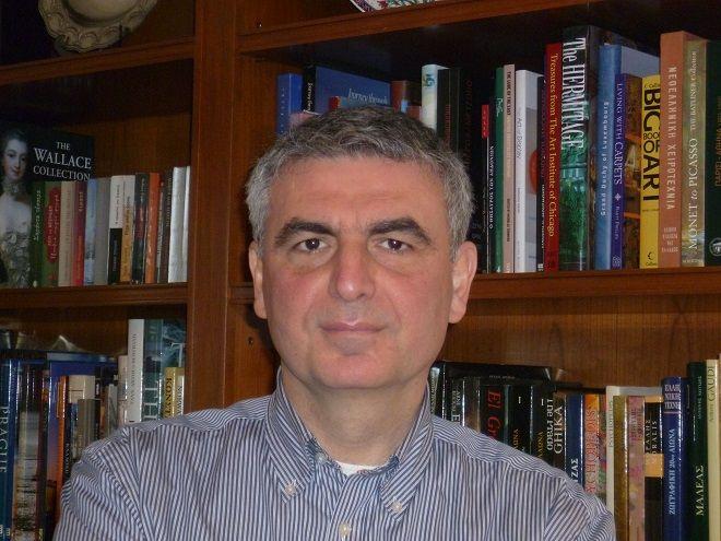 Ο Πάνος Τσακλόγλου, Καθηγητής στο Τμήμα Διεθνών και Ευρωπαϊκών Οικονομικών Σπουδών, στο Οικονομικό Πανεπιστήμιο Αθηνών
