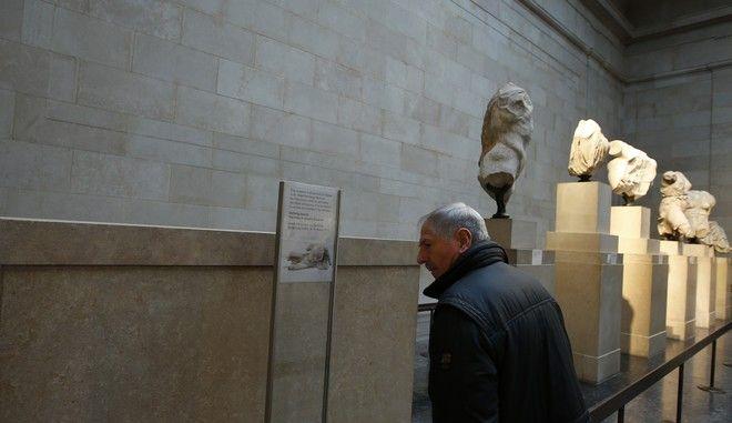 Γλυπτά του Παρθενώνα που βρίσκονται στο Βρετανικό Μουσείο