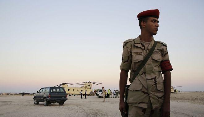 Στρατιώτης στην Αίγυπτο