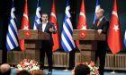 Επίσκεψη του Πρωθυπουργού Αλέξη Τσίπρα στην Τουρκία, την Τρίτη 5 Φεβρουαρίου 2019.