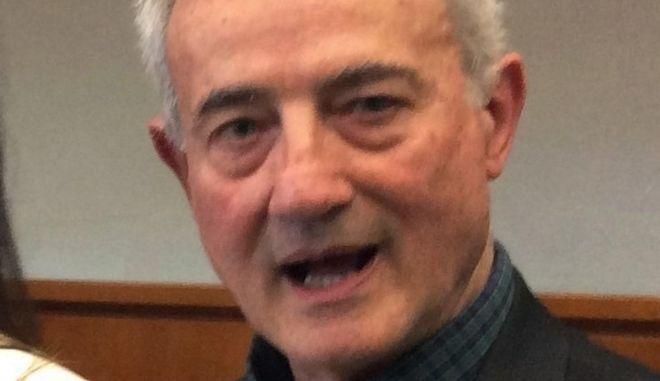 Διεγράφη από μέλος της ΝΔ ο Σκαλούμπακας για ρεβανσιστικές αναρτήσεις στο διαδίκτυο