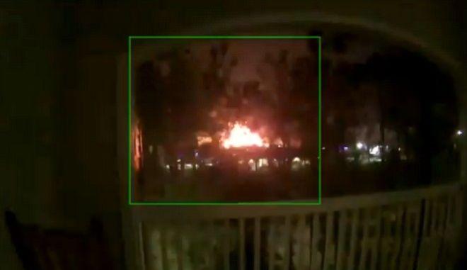 Τέξας: Ισχυρή έκρηξη στο Χιούστον - Κτίριο κατέρρευσε