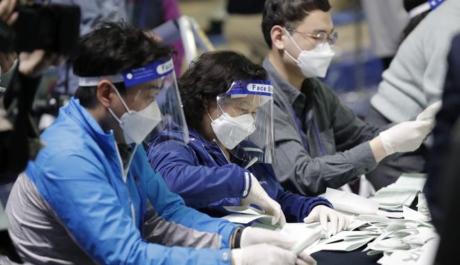 Εκλογές στη Νότια Κορέα
