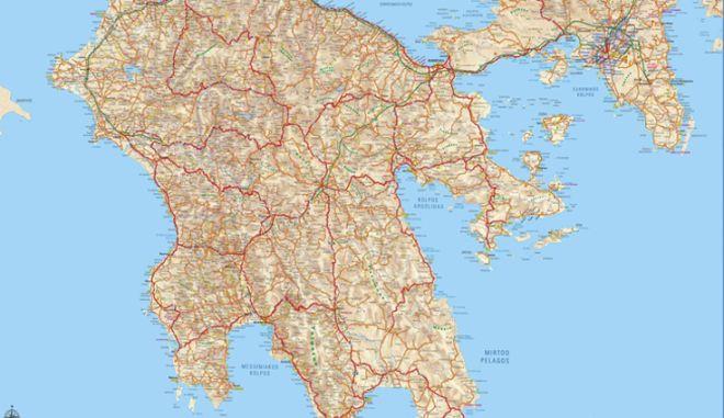 Πελοπόννησος: από πού κρατά η σκούφια της