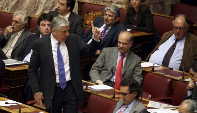 Γιάννος Παπαντωνίου: Σήμερα η απόφαση για σύσταση προανακριτικής επιτροπής