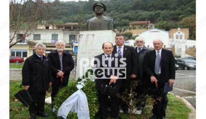 Εκδήλωση στη μνήμη Ιατρίδη, κυβερνήτη του θρυλικού υποβρυχίου Παπανικολής