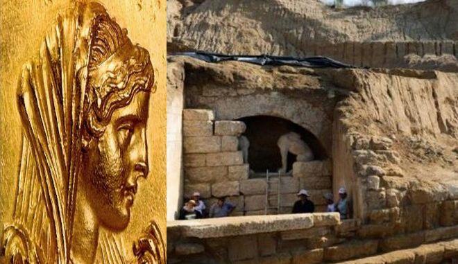 Αμφίπολη: Τα σενάρια για την Ολυμπιάδα και η διάψευση