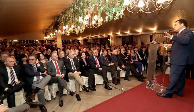 Γεωργιάδης: Είμαστε οι πιο καθαροί πολιτικοί του πλανήτη