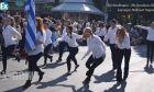 Νέα Φιλαδέλφεια: Μαθήτριες διακωμώδησαν την παρέλαση αλά Monty Python