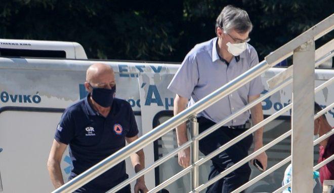 Σωτήρης Τσιόδρας - 35 κρούσματα σε οίκο ευγηρίας στη Θεσσαλονίκη