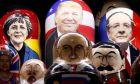 Εκλογές ΗΠΑ: Ο Τραμπ έγινε μπάμπουσκα και πωλείται στη Μόσχα