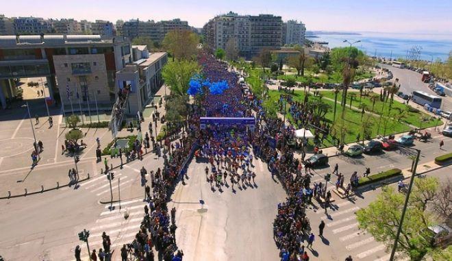 13ος Διεθνής Μαραθώνιος Stoiximan.gr 'Μέγας Αλέξανδρος': Την 1η Απριλίου η Θεσσαλονίκη πλημμυρίζει με χρώμα