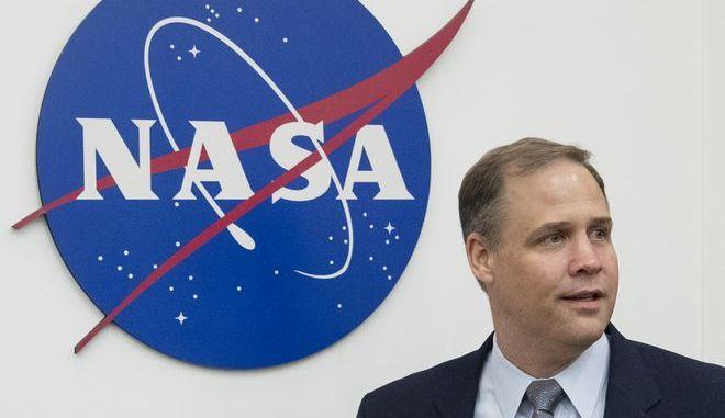 Ο επικεφαλής της Αμερικανικής Διαστημικής Υπηρεσίας Τζιμ Μπραϊντστάιν