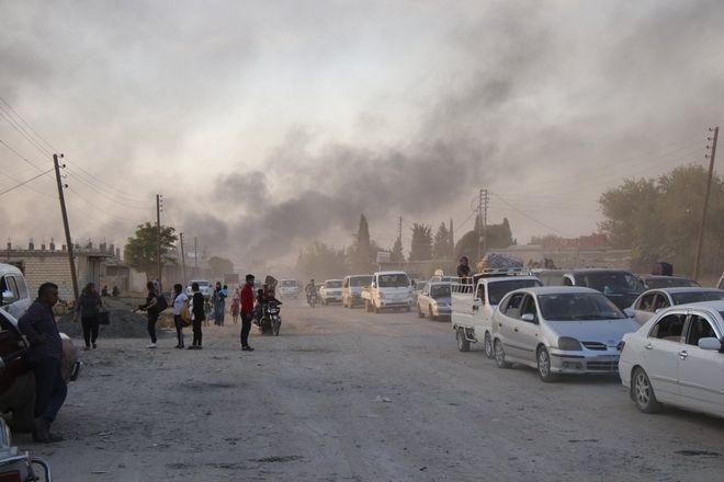 Τουρκική εισβολή στη Συρία: Εικόνες χάους - Τουλάχιστον 15 νεκροί