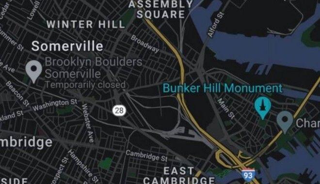 Google Maps: Ανακοινώθηκε το dark mode