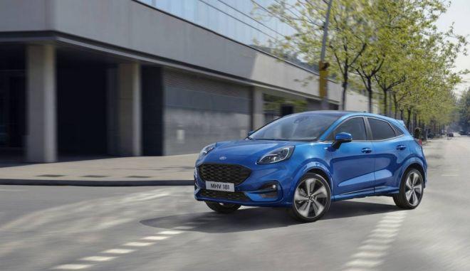 Ford: Τα νέα μοντέλα του 2020