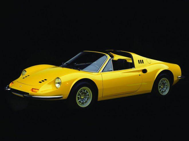 Οι 10 πιό όμορφες Ferrari όλων των εποχών